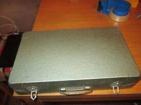 Vintage 100 46mm Slide Film Metal Case green REF- 1.416kgC2-15-AC192290