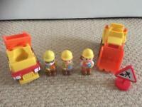 ELC Happyland Construction Set