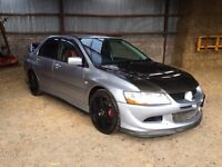 2004 Mitsubishi Lancer Evolution Evo 8 VIII 2L Turbo