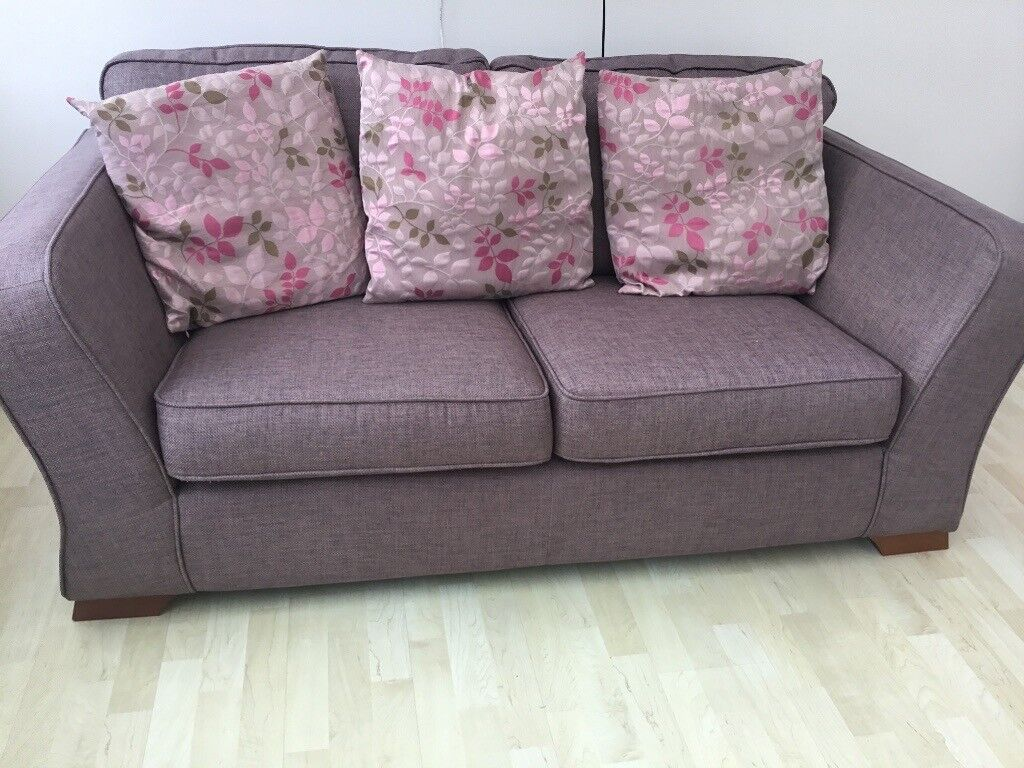 Strange Loveseat Sofa With 3 Cushions Marks Spencer In Renfrew Renfrewshire Gumtree Gmtry Best Dining Table And Chair Ideas Images Gmtryco