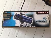 Tasco Galaxsee Telescope