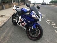 Yamaha R6 600cc 2010 (Limited Edition No: 32 of 175)