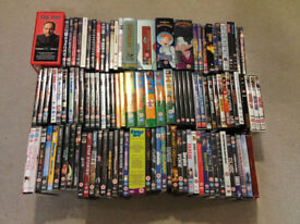 DVD Collection for sale, various titles