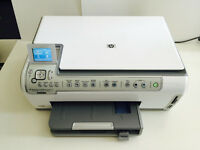 HP Photosmart C1580 All-In-One Printer