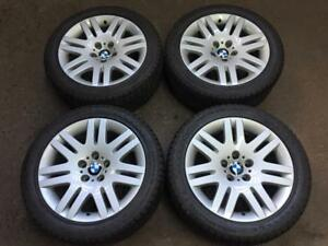 "BMW 18"" NOKIAN WINTER KIT !!! 2009-19 5-SERIES + 2011-18 6-SERIES !!! RIMS JANTES MAGS"