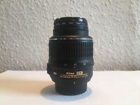 Nikon DX 18-55mm Af/VR lens