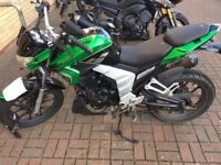 Lexmoto 125cc motorbike for sale. Excellent condition.