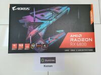 GIGABYTE AMD Radeon RX 6800 Aorus 16GB Graphic Card - BRAND NEW ✅