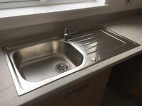 Brand New Kitchen Sink & Tap