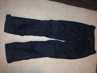 Motorcycle trousers Ladies size 36 (small) Hein Gericke Textile