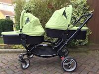 Obaby Zoom Tandem Pushchair / Buggy /Stroller