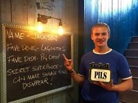 Salisbury's best new pub needs you!