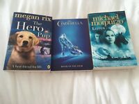 3 girls books age 8+
