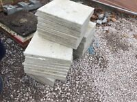 36 Paving slabs Ideal for a small garden or patio area