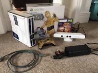 Star Wars Xbox 360 & Kinect