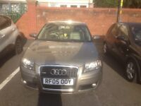 A 3 sport TDI AUTO 5 DOOR HATCHBACK DIESEL CAR
