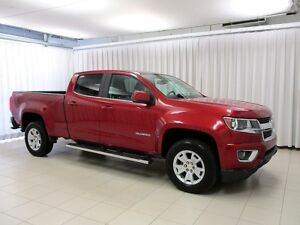 2015 Chevrolet Colorado LT 4X4 4DR 3.6L V6 w/ Bluetooth, Backup