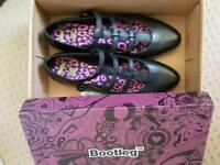 Girls clarks school shoes NEW