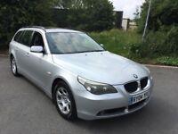 2004 BMW 525D SE TOURING ESTATE DIESEL LONG MOT!!