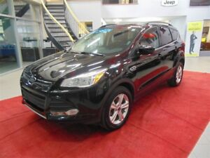 2015 Ford Escape SE*CUIR*BLUETOOTH*AWD*TOIT*A/C 2 ZONES*