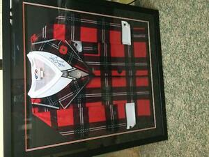 Signed Bobby Hull Blackhawks Jersey, Don Cherry Jacket Strathcona County Edmonton Area image 1