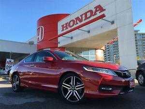 2016 Honda Accord Coupe V6 Touring 6MT