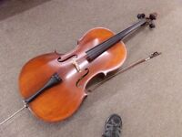 Eastman VC305 full size Cello in fabolous condition
