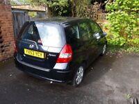 Honda Jazz 1300 For Sale excellent condition,Long MOT,Clean Car £1400 ono,phone 07393 141530