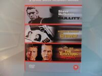 steve mcqueen dvd box set collection