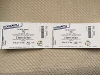2x PVRIS TICKETS LONDON MAY 4TH