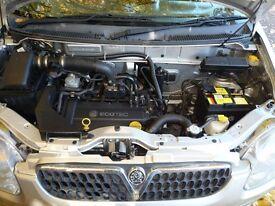 Vauxhall Agila 1.2 16v.