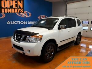 2013 Nissan Armada PLATINUM RESERVE ED! TV/DVD! SUNROOF!