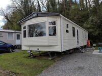 Sunnyglade 8 - Private Hire 8 Berth Caravan situated in Kiln Park, Tenby