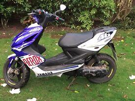 Moped Yamaha YQ 50 AEROX 2007