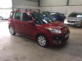 2010 Citroen c3 Picasso vtr plus 1.6 HDI mpv low miles 1 owner guaranteed cheapest in country