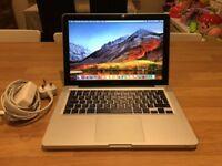 """Apple MacBook Pro - Core i5"""" 2.5Ghz 8GB 500GB 13"""" (Mid-2012) Intel 4000 DDR3 OS High Sierra"""