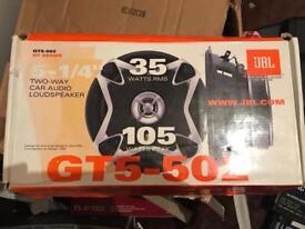 Brand new jbl 5.25 inch speakers