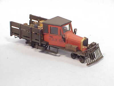 O SCALE On3//On30 WISEMAN DETAIL PARTS #O250 RAILTRUCK BACK UP OR REAR LIGHTS
