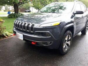 Mint condition Jeep Cherokee (Trail Hawk)