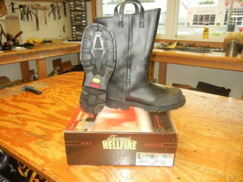 "Thorogood Hellfire 14"" Bunker Boots 804-6373 Size 13W"