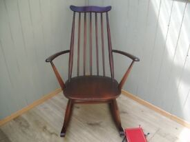 Stunning Ercol Goldsmith Rocking Chair