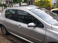 Peugeot 02, 307 HDI, Silver, Diesel