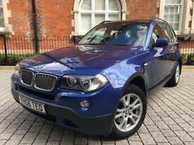 BMW X3 3.0 30d AUTOMATIC ** FULL LEATHER ** PX WELCOME not X1 X5