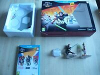 Wii U disney infinity 3.0 starter pack with box