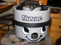 Henry Hoover Nuvac 1200w Motor NEW Tool kit and NEW Filter