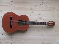 Spanish Classical Acoustic Guitar 3/4 or 7/8