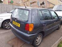 VW polo need gone asap