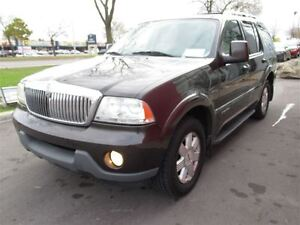 2005 Lincoln Aviator Luxury*JUST TRADED IN*7 PASSENGER SEATING*V