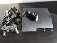 Playstation 3 - 120GB - incl. 7 games - great condition