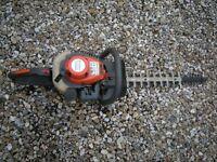 husqvarna 123 hd60 petrol hedge trimmer in great working order